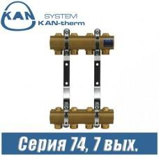 Гребенка для радиаторов KAN-therm 74070