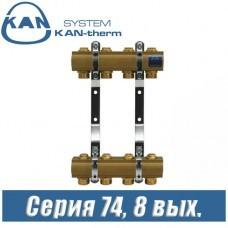 Гребенка для радиаторов KAN-therm 74080