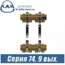 Гребенка для радиаторов KAN-therm 74090