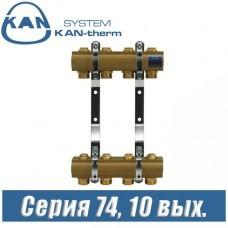 Гребенка для радиаторов KAN-therm 74100