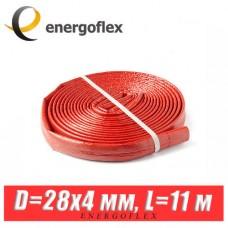 Утеплитель Energoflex Super Protect 28/4-11 (красный)