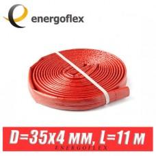 Утеплитель Energoflex Super Protect 35/4-11 (красный)