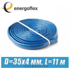 Утеплитель Energoflex Super Protect 35/4-11 синий)