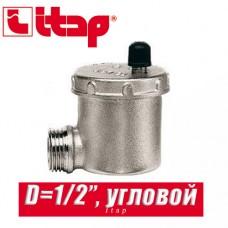 Развоздушник угловой автоматический Itap 1/2 арт. 364
