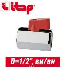 Кран Mini Itap 1/2 вн/вн
