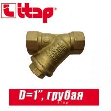 Фильтр грубой отчистки сетчатый Itap D1 арт. 192