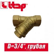 Фильтр грубой отчистки сетчатый Itap D3/4 арт. 192