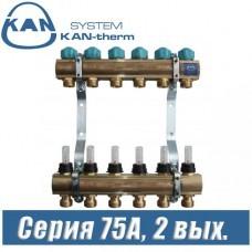 Гребенка для теплого пола KAN-therm 75020A