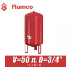 Расширительный бак Flamco FLEXCON 50 л