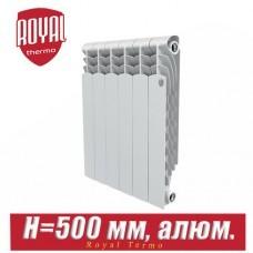 Радиатор алюминиевый Revolution 500