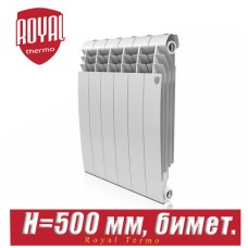 Радиатор биметаллический BiLiner 500