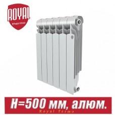 Радиатор алюминиевый Indigo 500