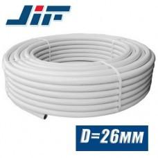 Труба металлопластик Jif D26 мм