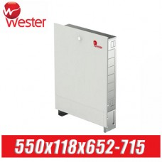 Шкаф коллекторный наружный Wester ШРН-2
