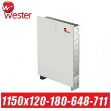 Шкаф коллекторный внутренний Wester ШРВ-6