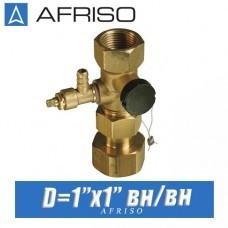 Клапан для расширительного бака Afriso ASK 11 вн/вн