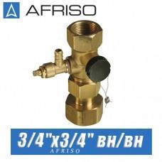 Клапан для расширительного бака Afriso ASK 3/4х3/4 вн/вн